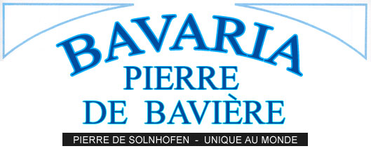 Bavaria pierre de bavire de solnhofen for Pierre de baviere prix