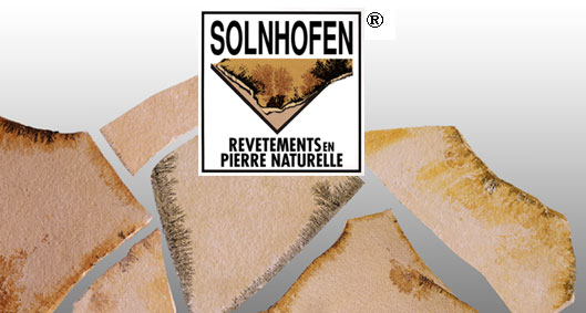Solnhofen - Revetements en Pierre Naturelle